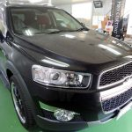 CHEVROLET CAPTIVA WORK GNOSIS 20インチ