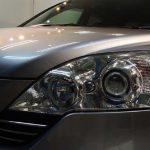 ホンダ・CR-V ギアミガキ+PCX-S7(低撥水、艶、耐すり傷性、防汚性)