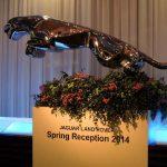 JAGUAR LANDROVER Spring Reception 2014