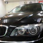 BMW・750Li ProMax EXE(強撥水、耐久性、艶、防汚性)