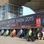 2015 東京モーターショー(プジョー308SW GT Line、三菱アウトランダーPHEV)