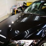 BMW・325i(E90 ブラックサファイヤ) HP+PCX-S8