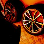 BMW・X5 純正ホイール