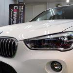 BMW・X1 セラミックプロ9H  札幌市清田区より