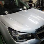 スバル・フォレスター 札幌「お車のガラスコーティング」