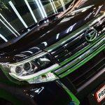 ダイハツ・タント カスタム PCX-S7コーティング  札幌「お車のガラスコーティング」