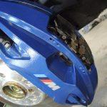 BMW・540 キャリパーコーティング セラミックプロ9H