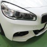 2018/6 BMW・218d xDrive アクティブ ツアラー(アルピンホワイト)