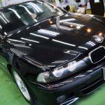 2019/5 BMW・530i(ブラックサファイア) PRO PCX-S8(撥水・艶・対すり傷性)ガラスコーティング 札幌市豊平区よりご利用ありがとうございました。