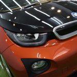 2019/6 BMW・i3(ソーラーオレンジメタリック) PCX-S8(撥水・艶・対すり傷性)ガラスコーティングガラスコーティング 恵庭市よりご利用ありがとうございました。