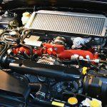 2019/8 スバル・WRX STI エンジンルームクリーニング