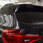 2019/10 BMW・X3 M40d(ブラックサファイア) リア5面にスモークフィルム