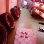 2019/12 アウディ・S1純正アルミホイール プレミアム 「SPG Coat Type Wheel 完全2層式ガラスコーティング」