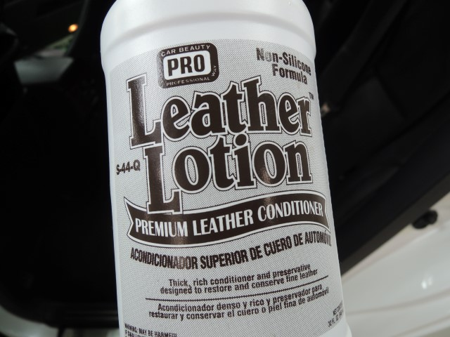 S-44-Q LEATHER LOTION